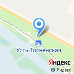 29 км на карте Санкт-Петербурга