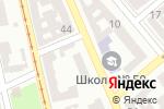 Схема проезда до компании ПивДрайв в Одессе