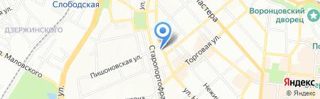 Тепло и Уют на карте Одессы
