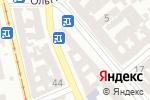 Схема проезда до компании ЭЛЬБА ТРЕВЕЛ в Одессе