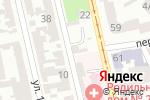 Схема проезда до компании ТопМойки в Одессе