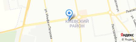 Султан на карте Одессы
