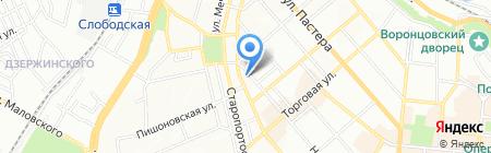 Velbot Marin Shipping Company на карте Одессы