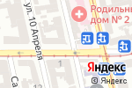 Схема проезда до компании Chicho в Одессе