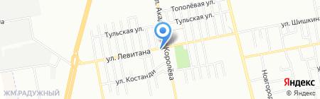 Киоск по продаже колбасных изделий на карте Одессы