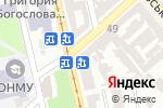 Схема проезда до компании Sanapolina в Одессе