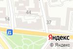Схема проезда до компании Банкомат, ProCredit Bank, ПАО в Одессе