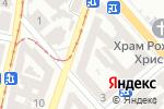 Схема проезда до компании Лайт Принт в Одессе
