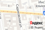 Схема проезда до компании Жизнь+ в Одессе