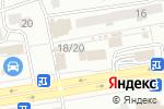 Схема проезда до компании Agoo в Одессе