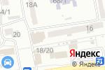 Схема проезда до компании Pozitiv в Одессе