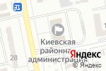 Схема проезда до компании Организация ветеранов в Одессе