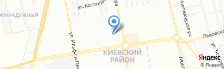 Детский сад-ясли №291 на карте Одессы