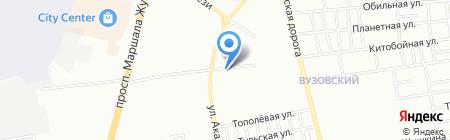 Механа Софра на карте Одессы