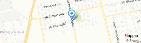 Банкомат Банк Михайлівський на карте Одессы