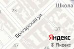 Схема проезда до компании Благо в Одессе