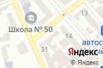 Схема проезда до компании Здорово в Одессе