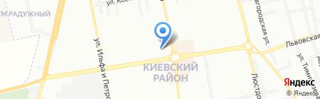 Diva на карте Одессы
