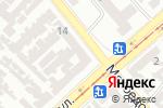 Схема проезда до компании Хатико в Одессе
