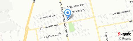 Харбин на карте Одессы