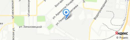 Фаворит на карте Одессы