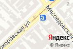 Схема проезда до компании Салон красоты в Одессе