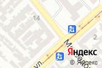 Схема проезда до компании Аква-Юг в Одессе