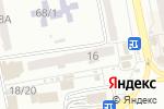 Схема проезда до компании Профессор Клякса в Одессе