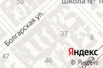 Схема проезда до компании Городское отделение связи №5 в Одессе