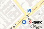 Схема проезда до компании Миючі засоби в Одессе