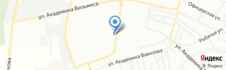 Авалон на карте Одессы