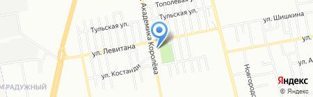 Аргумент на карте Одессы