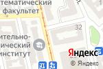 Схема проезда до компании Домашний любимец в Одессе