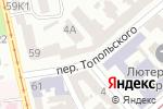 Схема проезда до компании Instroy в Одессе