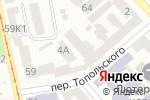 Схема проезда до компании Одесский национальный морской университет в Одессе