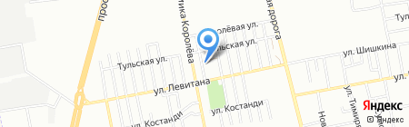 Виктория 2010 на карте Одессы