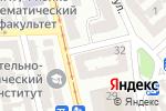 Схема проезда до компании Формат в Одессе