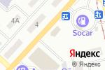 Схема проезда до компании Кліо в Одессе