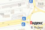 Схема проезда до компании McDonald`s в Одессе