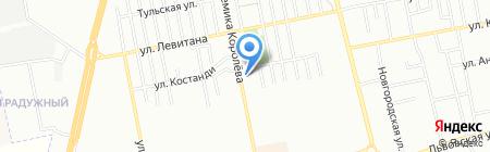 Банкомат АБ Експрес-Банк на карте Одессы