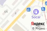 Схема проезда до компании Вектор-Профи в Одессе