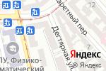 Схема проезда до компании Буфет №3 в Одессе