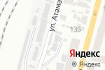 Схема проезда до компании Универсал-Лтд, МП в Одессе