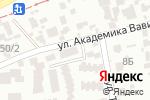 Схема проезда до компании Maxus Украина в Одессе
