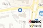 Схема проезда до компании Зодиак в Одессе