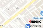 Схема проезда до компании РАФ в Одессе