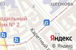 Схема проезда до компании Comp-shop.com.ua в Одессе