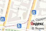 Схема проезда до компании Богатырь в Одессе