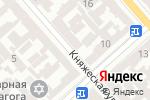 Схема проезда до компании Респект в Одессе