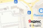 Схема проезда до компании Светлана в Одессе